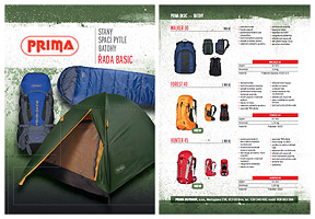 Stáhněte si katalog spacáků PRIMA BASIC